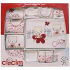 Ciccim 2358 Hastane ��k��� 11li Set Sweet Cat K�