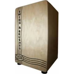 Duende Swing & Brushes Cajon Kajon