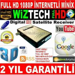 TV'N�Z� SMART TV'YE �EV�REN FULL HD UYDU ALICI