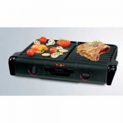 Tefal Family Flavour Grill Black Edition Dumans�