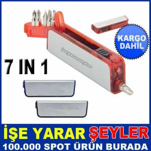 FENER ve 6 B�T U�LU TORNAV�DA SET� 7 IN 1 KD