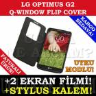 LG OPTIMUS G2 KILIF Q-WINDOW FLIP COVER + YEN�!!