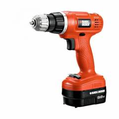 Black&Decker 9.6V �arjl� Matkap