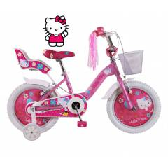 �mit bisiklet 1616 Hello Kitty �ocuk  5-8 ya�