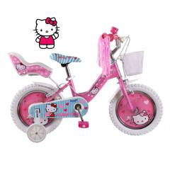 �mit bisiklet 1416 Hello Kitty �ocuk  3-5 ya�