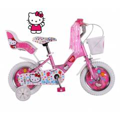 �mit bisiklet 1216 Hello Kitty �ocuk  2-4 ya�