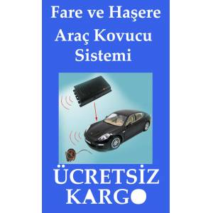 Araba i�in Fare Ha�ere Kovucu Sistemi