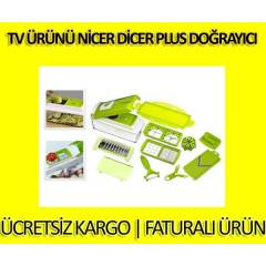 Tv �r�n� Nicer Dicer Plus Do�ray�c�