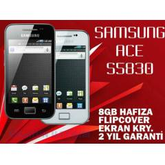Samsung Galaxy Ace S5830  5 MP ANDRO�D W�F� 3G