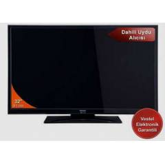 REGAL 32H4041S 82 EKRAN LED TV DAH�L� UYDU ALICI