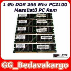 1 GB DDR 266 PC2100 H� - Level Ram - 2. el