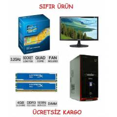 19 LED+�5 3330+4 GB RAM+2 GB HAR�C� E/K+500 GB H
