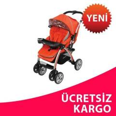 KRAFT PENTA 6 BEBEK ARABASI - RED