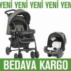 CHICCO DUO TRAVEL S�S.BEBEK ARABASI TODAY BLACK