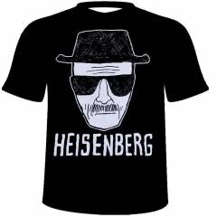 Heisenberg Ti��rt - Siyah (Breaking Bad)