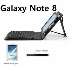 SAMSUNG GALAXY NOTE 8.0 inc KLAVYE KILIF N5105
