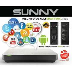 Sunny At 15100 Full HD Uydu Al�c� SmartBox