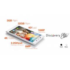 General Mobile Discovery Elite 32GB S�YAH-BEYAZ