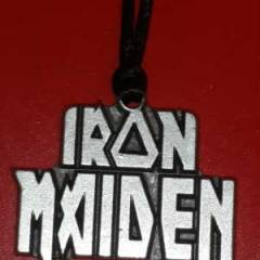 Iron Maiden Kolye
