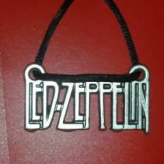 Led Zeppelin Kolye