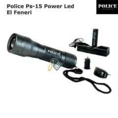 Police Ps-15 Cree Power Led �arjl� El Feneri