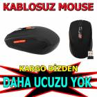 EVEREST 442 KABLOSUZ MOUSE 1200DPI 2.4GHZ