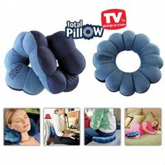 Ortopedik Seyahat ve Ev Yast��� Total Pillow