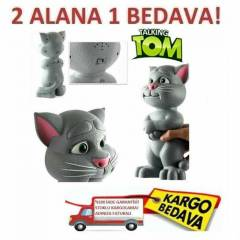 Talking Tom Cat Konu�an Kedi Oyuncak E�itici