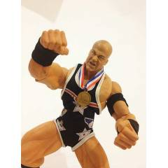 "WWE RING GIANTS KURT ANGLE 14"" �OK ENDER F�G�R"