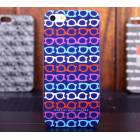 �PHONE 5-5S RETRO G�ZL�K TEMALI HARD CASE+2F�LM