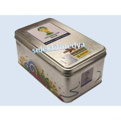 FIFA World Cup 2014 Brasil TIN BOX KUTU