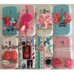 SAMSUNG GALAXY S3 MiNi KILIF 3D HAPPY FASHiON