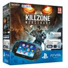 PS Vita Wi-F� 3G + Killzone Mercenary + 16 GB ME