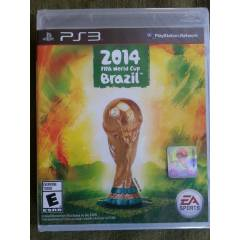 PS3 FIFA 2014 WORLD CUP BRAZIL PS3 PAL STOK'TA