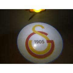 GALATASARAY KAPI ALTI LED LOGO