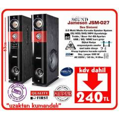 1+1 KOLON  SES S�STEM� JAMESON  SES VE KARAOKE