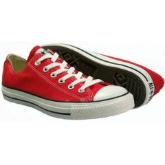 CONVERSE All STAR M9696 KIRMIZI KISA