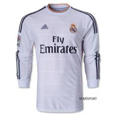 ORJ REAL MADRID HOME 2013-2014 UZUN KOLLU FORMA