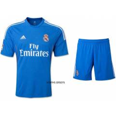 ORJ REAL MADRID AWAY 2013-2014 FORMA VE �ORT