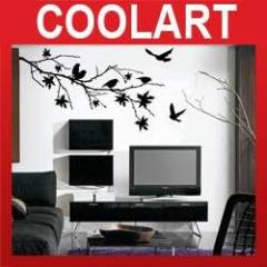 COOLART Duvar Sticker (st154)