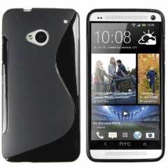 HTC One K�l�f M7 TPU L�ks Silikon