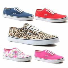 Vans Authentic VVOECG9 Bay Bayan Spor Ayakkab�