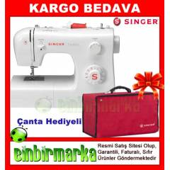 Singer Tradition 2250 Diki� Makinas� �anta Hediy