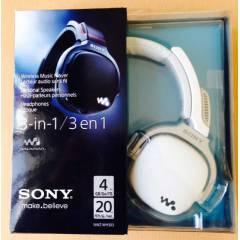 SONY NWZ-WH303 Kulakl�k - Wireless MP3 Player