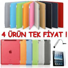 iPad Air K�l�f ve Kapak - 4 �R�N TEK F�YAT ORJIN
