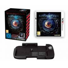RESIDENT EVIL REVELATIONS CIRCLE PAD PRO 3DS