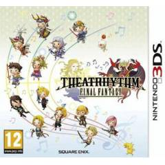 THEATRHYTHM FINAL FANTASY 3DS OYUN SIFIR