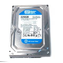 WESTERN DIGITAL 320 GB SATA 7200 RPM HARDDISK