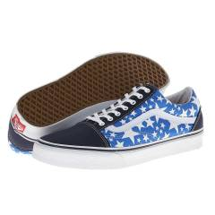 VANS // OLD SKOOL (STARS) dress blues true white