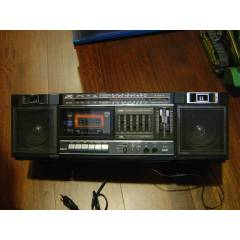 ANT�KA JVC RADYO-TEYP PC-30 RETRO MODEL